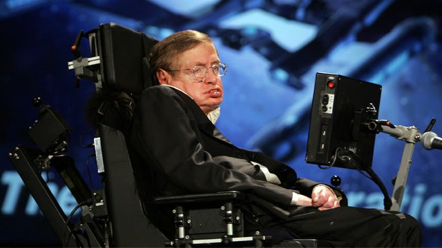 Scientists Plan to Hack Stephen Hawking's Brain