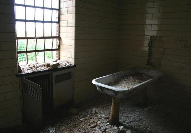 The Creepy World of Abandoned Asylums