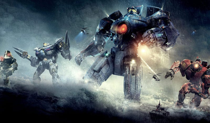 Pacific Rim 2 Announced For 2017