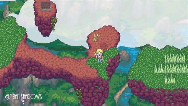 A 16-Bit RPG That Promises A Modern Twist