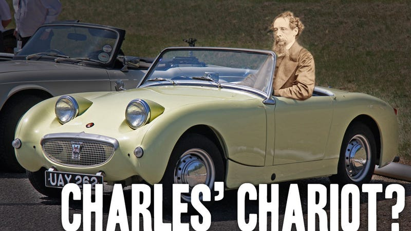 What Would Charles Dickens Have Driven?