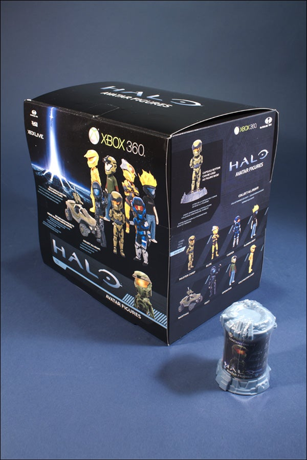 These Little Halo Toys Are Disturbingly Desirable