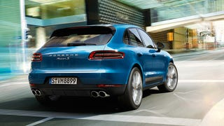 The Porsche Macan Is Proof That Crossovers Can be Beautiful