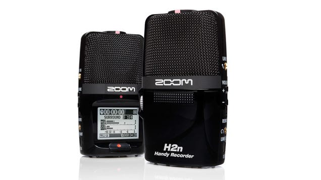 The Zoom H2n Will Record Warfare Five Times Better