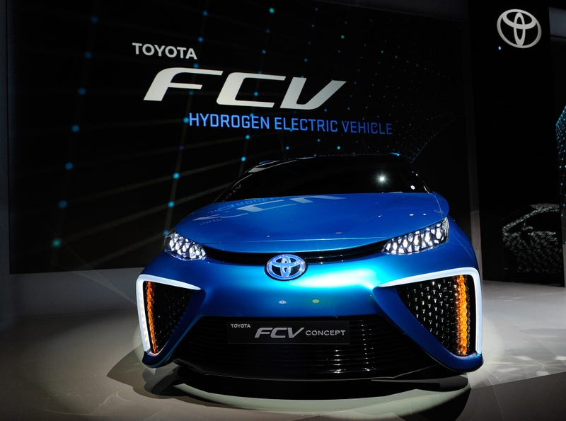 Toyota And Honda Join Forces With Government For Fuel Cell Dominance