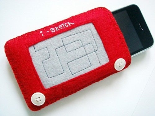 Etch-a-Sketch iPhone Case Is Almost Too Adorable