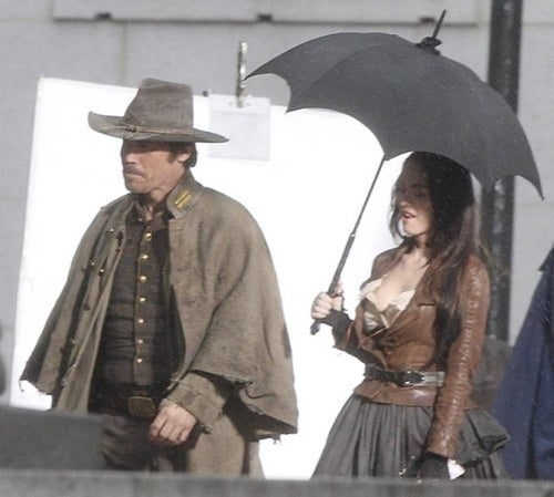 Do The Jonah Hex Reshoots Mean A Bigger Role For Megan Fox?
