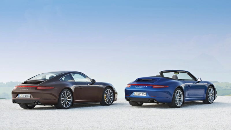 2013 Porsche 911 Carrera 4S: If You Absolutely Think You Need It