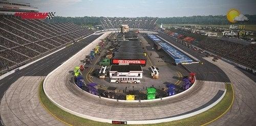 NASCAR 2011: The Game Screenshots
