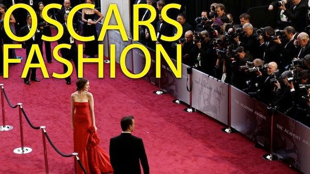 2011 Oscars Red Carpet Fashion Extravaganza