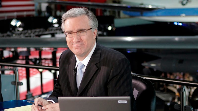 Keith Olbermann Wants to Work at ESPN Again