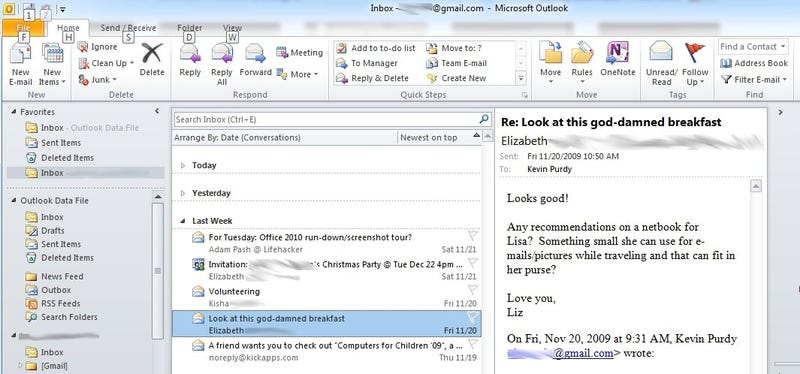 Hands-On Look at What's New in Office 2010