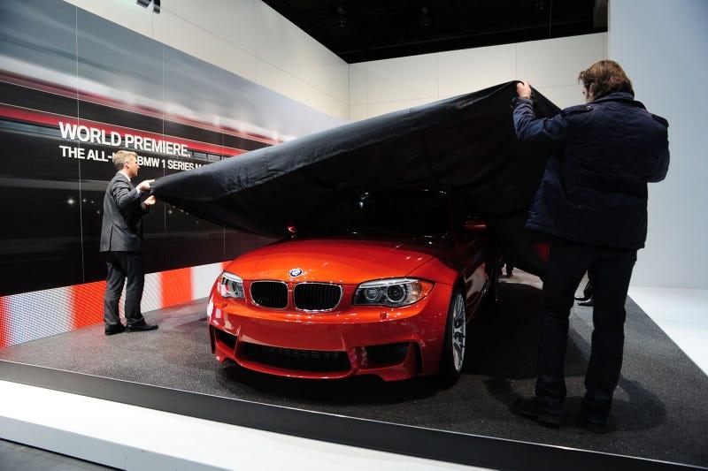 BMW 1 Series M Coupe: A 340 HP Autobahn Blitzkrieg