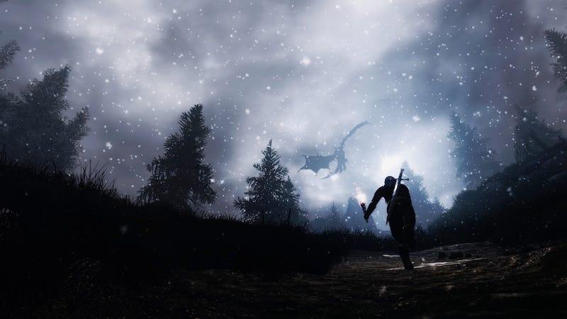 Farewell, Skyrim