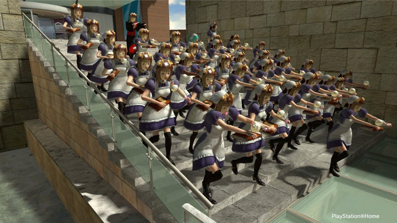 No More New PlayStation Home Content for Japan