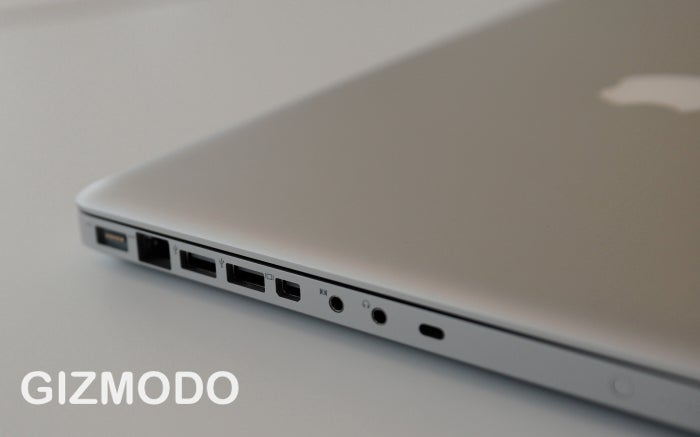 Hands On The New Silver MacBook