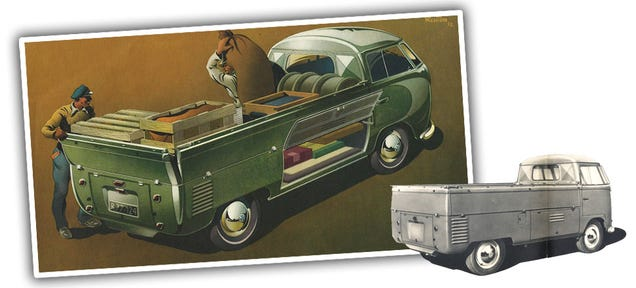 VWs Ads Were Once Gloriously Delusional