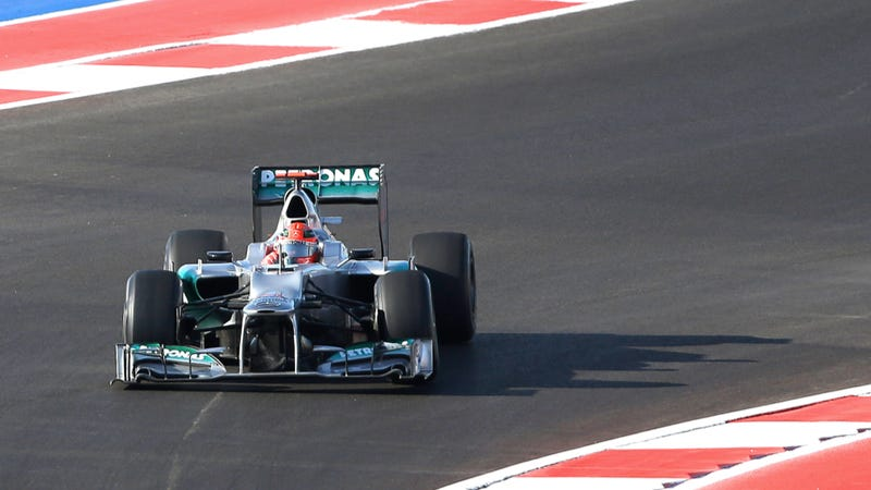 Michael Schumacher Liked Texas Enough To Buy A Ranch There