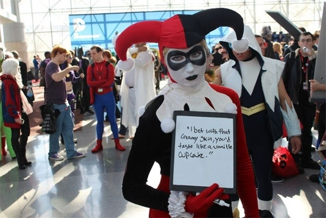 The Creepiest Things People Have Said To Cosplayers