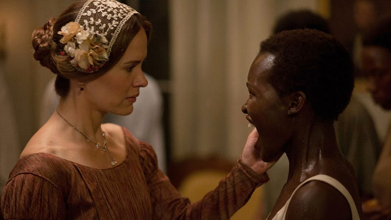 12 Years A Slave: Rage, Privilege, Black Women and White Women