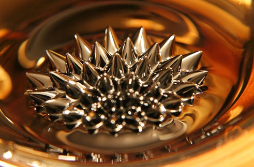 DIY Ferrofluid Is the Prettiest Mess You Could Make Today