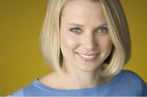 In Twitter Space, No One Can Hear Marissa Mayer Laugh