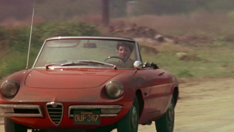 A Wise Old Man Once Told Me About An Alfa Romeo