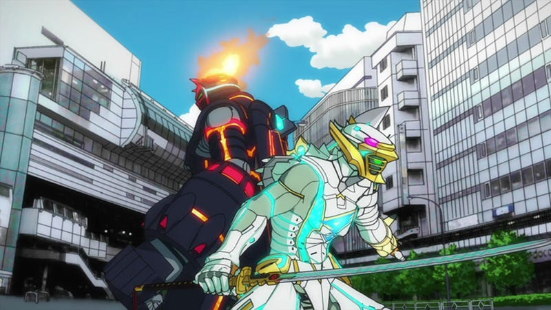 If You Want to Know the Future of Video Games, Watch Gatchaman Crowds