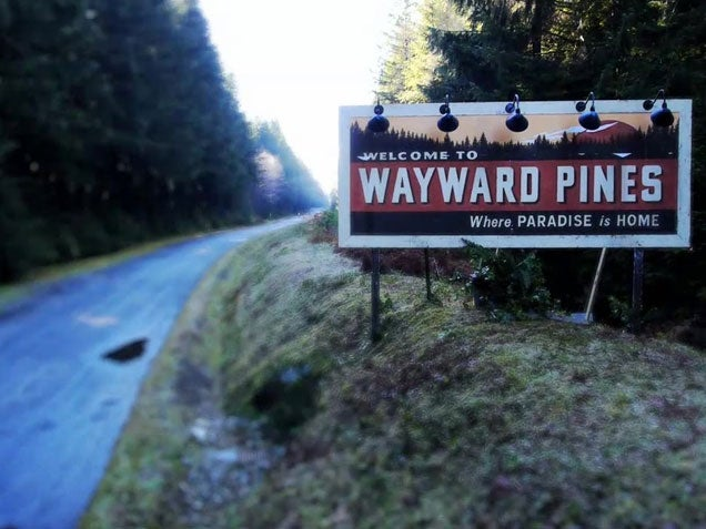 Another Strike For M. Night: First Impression Of Wayward Pines