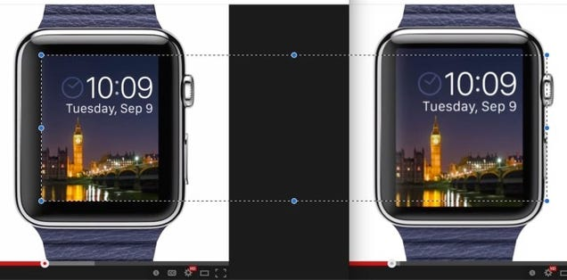 The Apple Watch Screen Is Smaller Than the Original Promo Video Showed