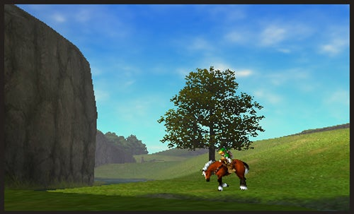 Rumor: 3DS Gets Ocarina Of Time Remake [Update]