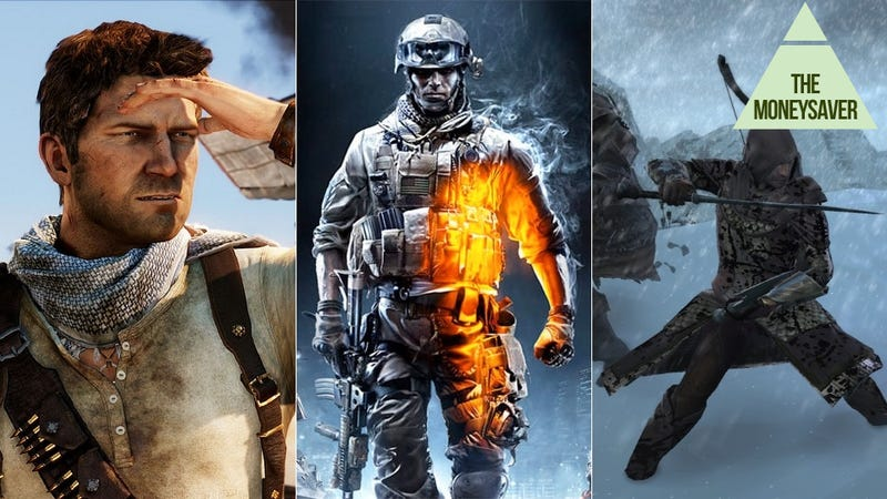Midweek Moneysaver: Bonuses for Uncharted, Battlefield, and Lord of the Rings