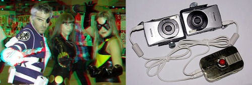 Build Your Own 3D Camera Rig with Two Hacked Canon Cameras