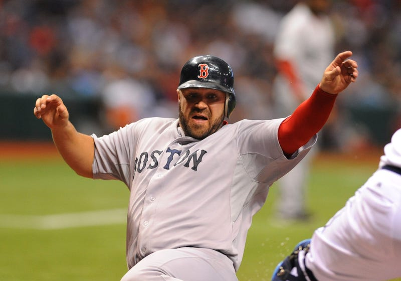 Red Sox Player Mutiny Now Kelly Shoppach's Fault Somehow