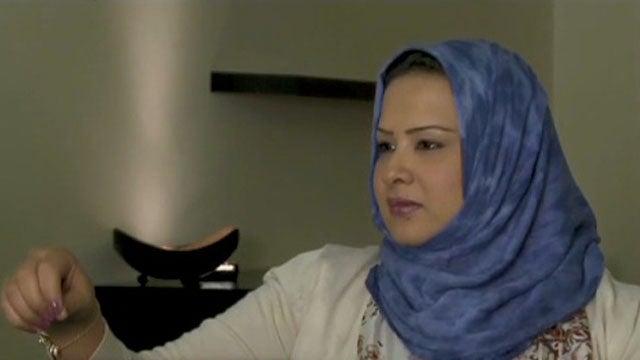 Libyan Rape Victim Iman Al-Obeidi Is Now In The U.S.