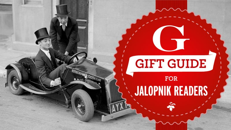 Gawker Gift Guide: Jalopnik Edition