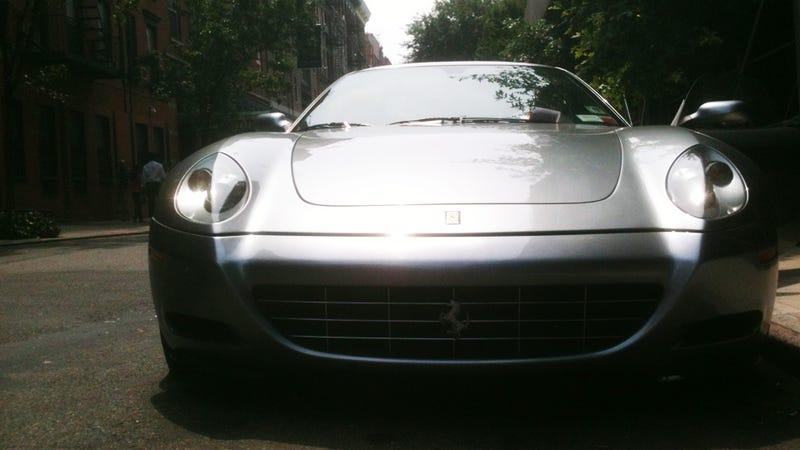 Flat Ferrari 612 Gallery