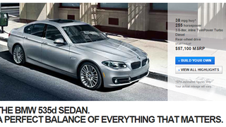 Despite High Prices BMW Will Continue To Give Us The Diesel