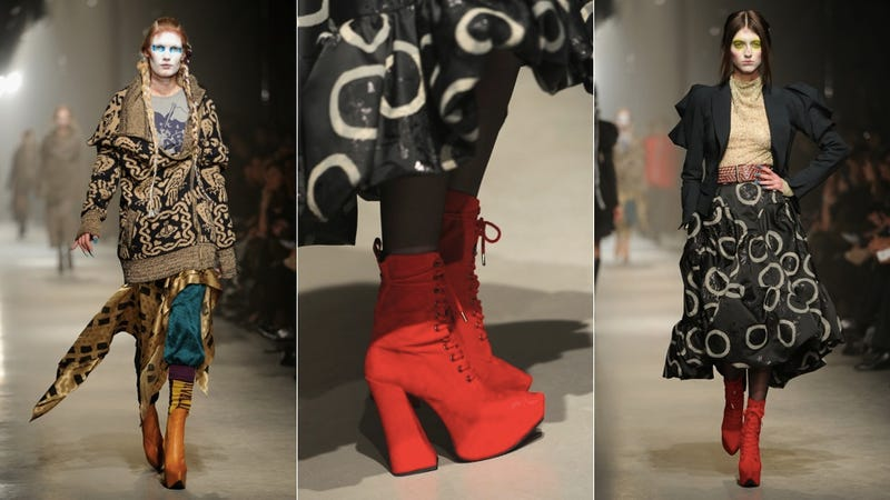 Vivienne Westwood, For The Punk Wife of Bath in You