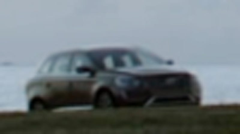 Is This The New Volvo XC90?
