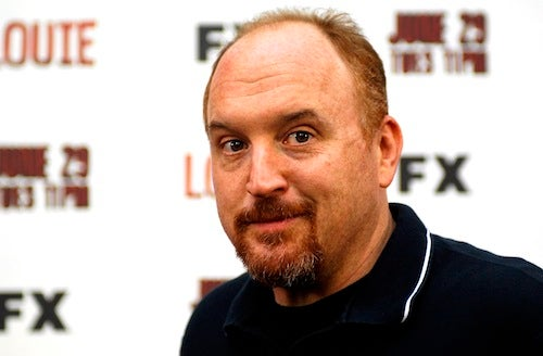 The Louis CK Interview That Got 'Fresh Air' Banned from Mississippi