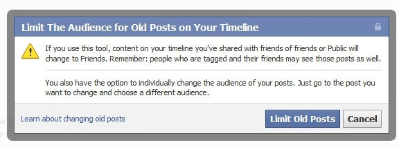 How to Use Facebook's New Timeline Feature (and Hide Your Embarrassing Old Posts)