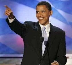 Barack Obama's Junk Is Presidential