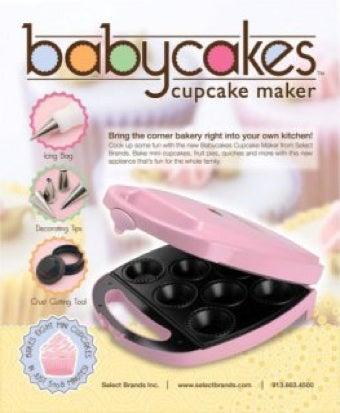 All Hail The Babycakes Cupcake Maker