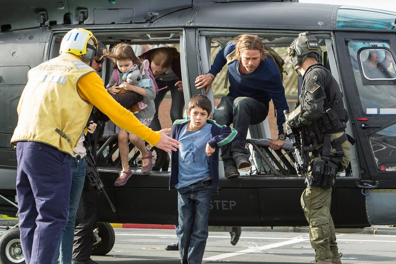 High-res World War Z photos only fuel our mixed emotions