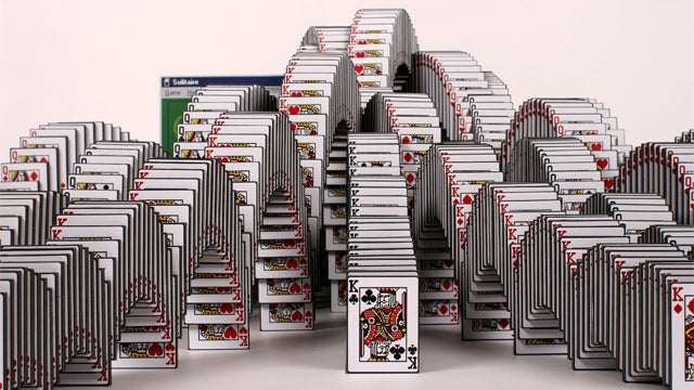 Microsoft Should Award Every Solitaire Winner Ever With This Sculpture