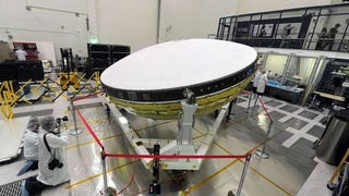 NASA's New Mars-Landing Technology Is Almost Ready For Its Test Flight