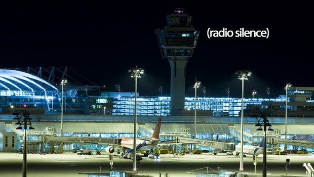 Another Air Traffic Controller Falls Asleep, This Time On Purpose