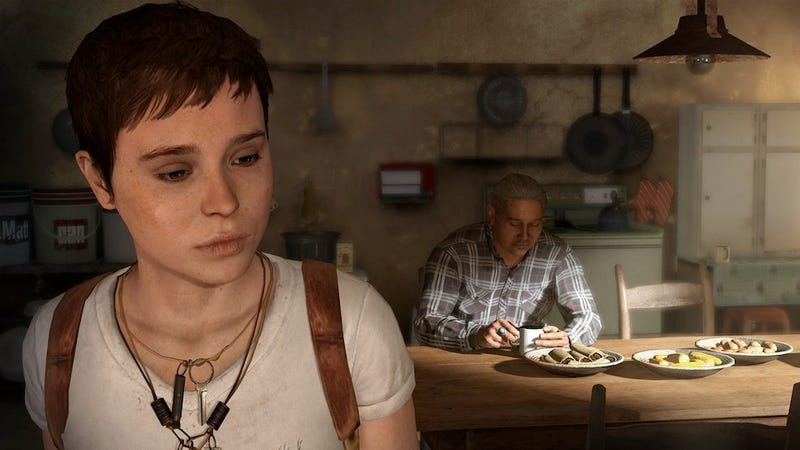 Beyond: Two Souls: The Kotaku Review
