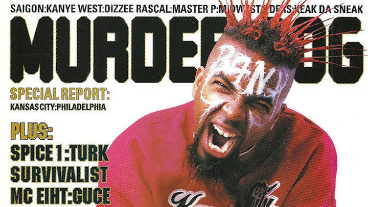 How a Punk from the Jungle Started a Legendary Hardcore Rap Magazine